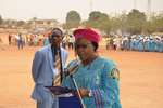 Mrs sessou during opening address thumb