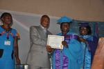 Ps assembe handed certificate to gweth thumb